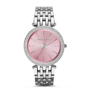 Michael Kors Darci Pink Dial Watch
